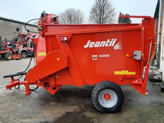 JEANTIL PR4000 Straw Blower