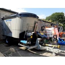 Shelbourne Reynolds PowerMix PLUS 20m3 Feeder Wagon