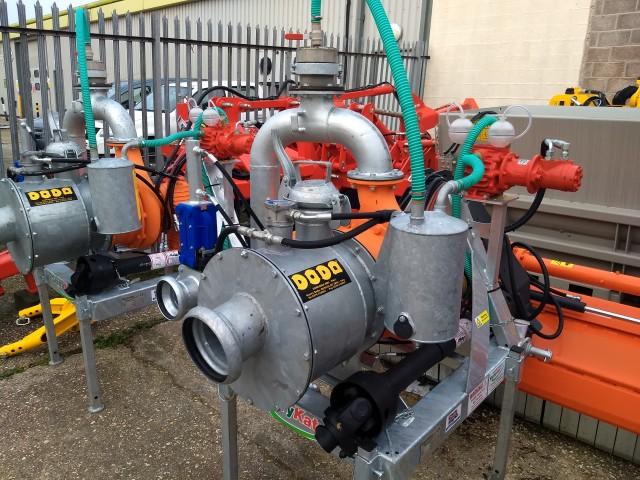 SlurryKat DODA slurry pump