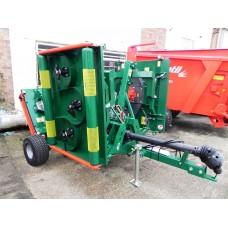 Wessex CRX-320 3.2m Turf Roller Mower