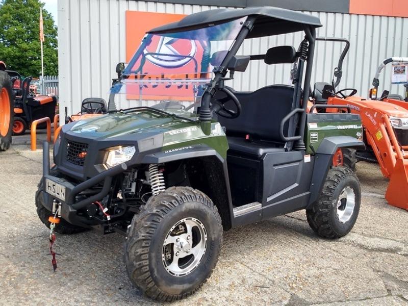 Hisun Electric ATV